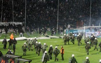 Καταδικάστηκαν οπαδοί του ΠΑΟΚ για επεισόδια σε ματς με τον Ολυμπιακό