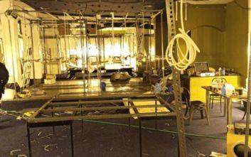 Η ΕΛΑΣ έβαλε «λουκέτο» σε τρία εργαστήρια καλλιέργειας κάνναβης στην Αττική