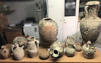 Αρχαίος «θησαυρός» βρέθηκε σε σπίτι στα Χανιά