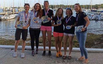 Ασημένιο μετάλλιο για την Ελλάδα στο πρωτάθλημα Β. Αμερικής