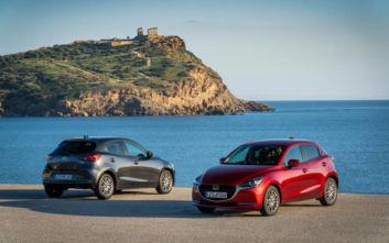 Γνωριμία με το ανανεωμένο Mazda2