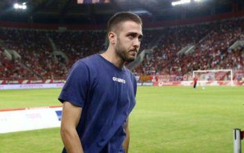 Προπονήθηκε 5,5 μήνες μετά τον τραυματισμό του ο Φορτούνης