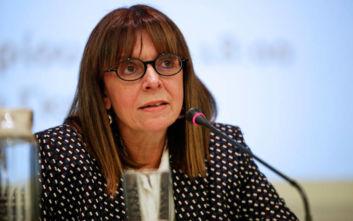 Αικατερίνη Σακελλαροπούλου: Η πρώτη γυναίκα υποψήφια για Πρόεδρος της Δημοκρατίας
