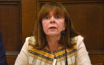 Αικατερίνη Σακελλαροπούλου: Πότε έμαθε ότι θα προταθεί για Πρόεδρος της Δημοκρατίας