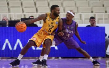Basketball Champions League: Έχασε από την Μπούργος και έμπλεξε άσχημα η ΑΕΚ
