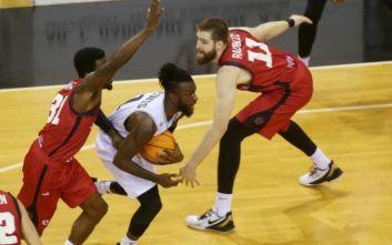 Basketball Champions League: Ήττα για τον ΠΑΟΚ στη Σαραγόσα