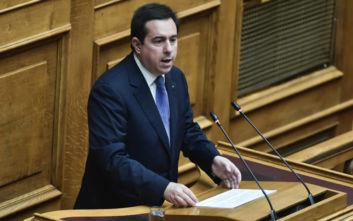 Μηταράκης: Η Ελλάδα δεν είναι ξέφραγο αμπέλι