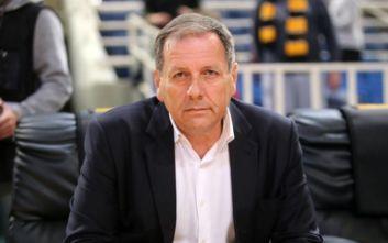 Αγγελόπουλος: Ολοκληρώνουμε τις διαδικασίες για το γήπεδο της ΑΕΚ, επανάσταση στο BCL