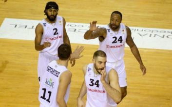 Basketball Champions League: Στη Λιθουανία για «τελικό» ο ΠΑΟΚ