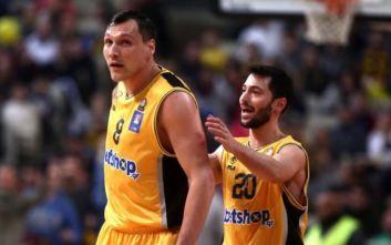 Basketball Champions League: Τέλος το σερί της ΑΕΚ στην Αμβέρσα