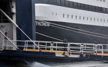 Κορονοϊός: Μόνο οι μόνιμοι κάτοικοι θα ταξιδεύουν στα νησιά με πλοία