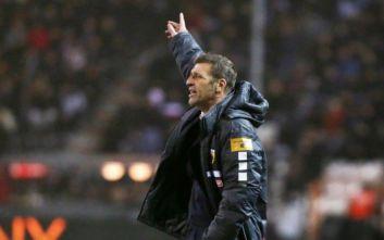 Εύσημα Καρέρα στους παίκτες της ΑΕΚ μετά την ήττα στην Τούμπα