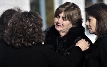 Στο νοσοκομείο η μητέρα της Ελένης Τοπαλούδη μετά την κατάθεσή της