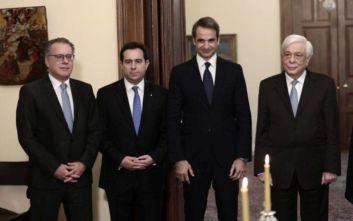 Ο Νότης Μηταράκης ορκίστηκε νέος υπουργός Μετανάστευσης και Ασύλου