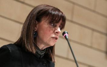 Δικαστές ΣτΕ: Συγκίνηση και υπερηφάνια για την υποψηφιότητα Σακελλαροπούλου