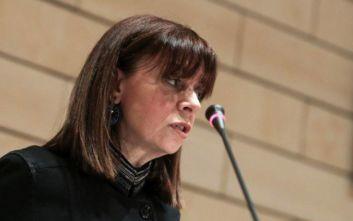 Αικατερίνη Σακελλαροπούλου: Με το τρίτο μεγαλύτερο ρεκόρ ψήφων θα εκλεγεί Πρόεδρος της Δημοκρατίας