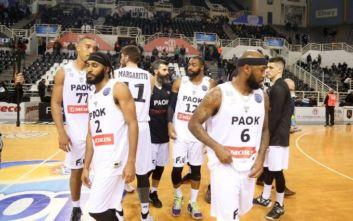 Basketball Champions League: Λύγισε από τη Ντιζόν ο ΠΑΟΚ