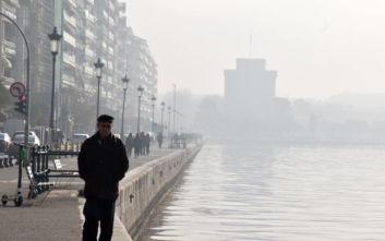 Υποχωρεί σταδιακά η «μεταφερόμενη ομίχλη» πάνω από τη Θεσσαλονίκη και το αεροδρόμιο
