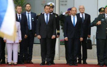 Παναγιωτόπουλος: «Τεράστια τα περιθώρια ανάπτυξης της συνεργασίας ελληνικής και ισραηλινής αμυντικής βιομηχανίας»