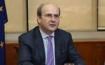 Χατζηδάκης: Νομοσχέδιο για την ηλεκτροκίνηση μέχρι τον Ιούνιο θα φέρει η κυβέρνηση