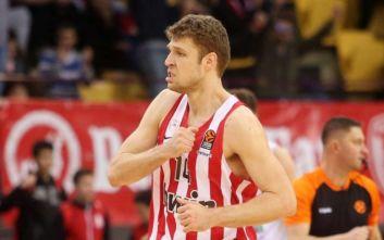 Euroleague: Με σούπερ Βενζένκοφ ο Ολυμπιακός «καθάρισε» την Μπάγερν