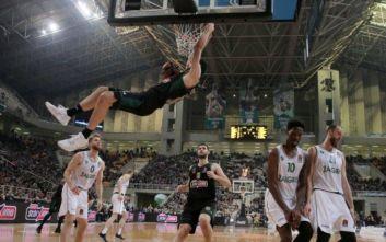 Euroleague: Νίκη εξάδας με πολύ άγχος για τον ΠΑΟ