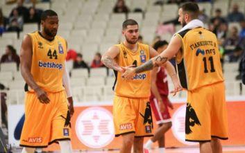 Basket League: Δύσκολα τον Ήφαιστο η ΑΕΚ