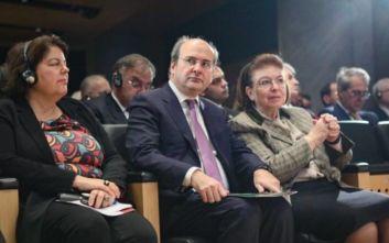 Χατζηδάκης: Έχουμε λάβει μέτρα για την κλιματική αλλαγή, το οφείλουμε στα παιδιά μας