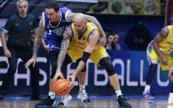Basketball Champions League: Νίκη και ξανά σε τροχιά πρόκρισης το Περιστέρι