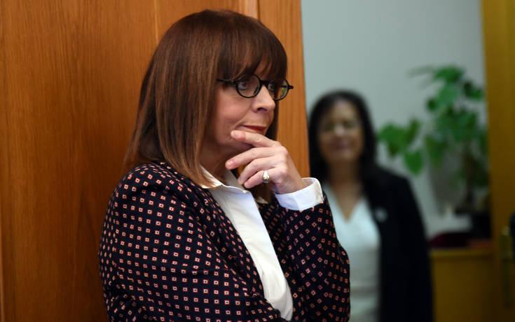 Παραιτήθηκε από πρόεδρος του ΣτΕ η Αικατερίνη Σακελλαροπούλου