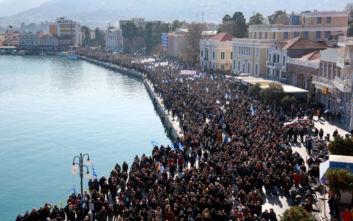 Στην Αθήνα οι δήμαρχοι του Βορείου Αιγαίου, συνάντηση στο Μαξίμου για το μεταναστευτικό