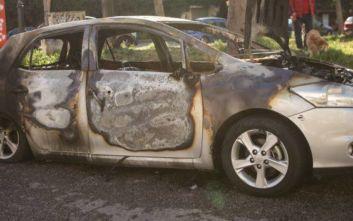 Εμπρησμός αυτοκινήτων στο Κολωνάκι