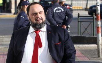Βαγγέλης Μαρινάκης: Να φύγει όλη η ΚΕΔ αλλιώς ο Ολυμπιακός δε θα συμμετέχει στη φαρσοκωμωδία