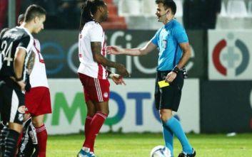 Σάββας Θεοδωρίδης: Ο διαιτητής ήθελε να στερήσει τον Σεμέδο από τον Ολυμπιακό