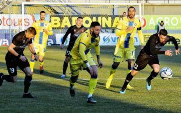 Super League 1: Νίκη παραμονής για τον Αστέρα Τρίπολης επί του Πανιωνίου