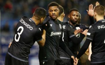 Super League 1: Πέρασε από τη Λαμία με Μάτος ο ΠΑΟΚ