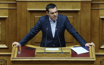 Αλέξης Τσίπρας: Η ΝΔ αλλάζει τον εκλογικό νόμο για να πάνε σε εκλογές σύντομα