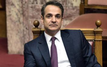Το πρόγραμμα του Κυριάκου Μητσοτάκη - Στην Αθήνα ο επίτροπος Οικονομίας Πάολο Τζεντιλόνι