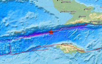 Πολύ ισχυρός σεισμός στην Καραϊβική - Προειδοποίηση για τσουνάμι