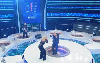 Still Standing: Κέρδισε το μεγάλο έπαθλο των 30.000 ευρώ και σήκωσε στον αέρα την Μαρία Μπεκατώρου