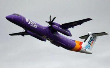 Συμφωνία διάσωσης της Flybe από τους επενδυτές της και τη βρετανική κυβέρνηση