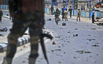 Έκρηξη σε παγιδευμένο αυτοκίνητο στη Σομαλία σκότωσε τέσσερα άτομα