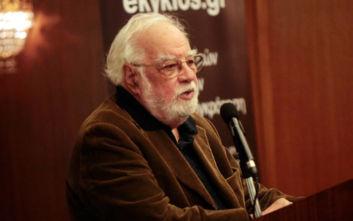Έφυγε από τη ζωή ο καθηγητής και πρώην βουλευτής του ΠΑΣΟΚ, Κώστας Σοφούλης