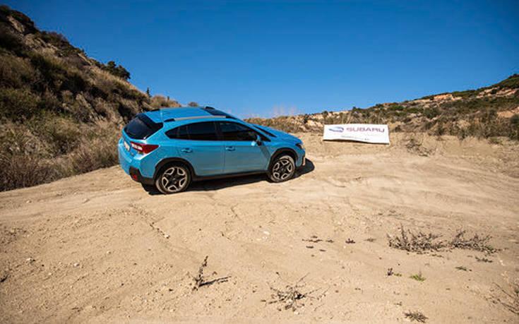 Οδηγούμε τα Forester και EV e-boxer της Subaru 3