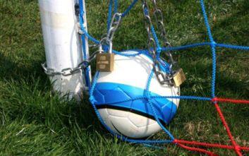 Αυγενάκης: Στο τραπέζι η διακοπή των πρωταθλημάτων