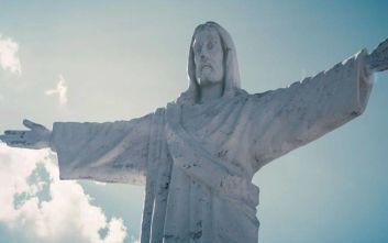 «Ιερός Πόλεμος» στην Ινδία για την κατασκευή γιγαντιαίου αγάλματος του Ιησού