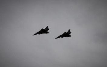 Νέες παραβιάσεις από τουρκικά F-16 πάνω από το Αιγαίο