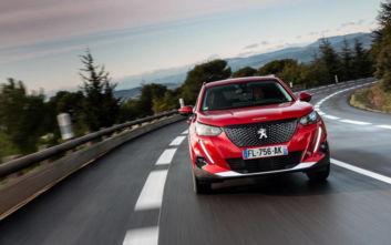 Το Peugeot 2008 αναδείχθηκε «Καλύτερο Εταιρικό SUV»