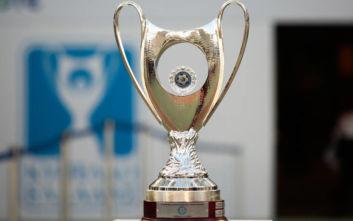 Στις 30 Αυγούστου και στο ΟΑΚΑ ο τελικός του Κυπέλλου Ελλάδας