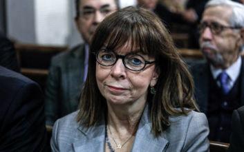 Αικατερίνη Σακελλαροπούλου: Οι αντιδράσεις των κομμάτων της αντιπολίτευσης στην επιλογή της